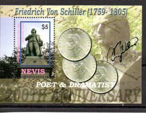 Nevis 1432 MNH .
