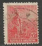 ARGENTINA 194 VFU Z2452-2