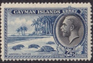 Cayman Islands #90 Mint