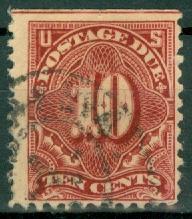 USA - Postage Due - Scott J65