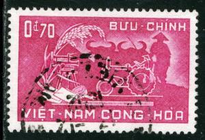 Vietnam - SC #112, USED,1959 - Item VIETNAM190