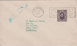 Ireland 9d Catholic Emancipation 1959 Dun Laoghaire Diphtheria!! Is Your Chil...