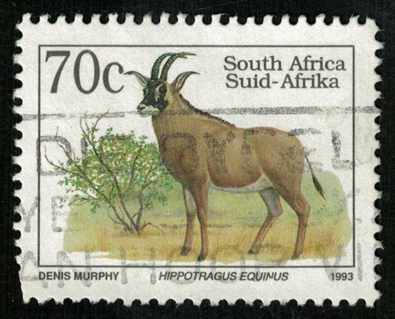 South-Africa 70c Animal (5244-Т)