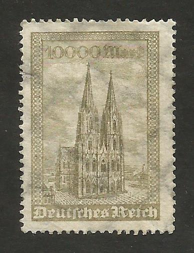 German Reich, Scott # 238 USED