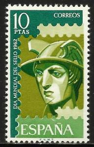 Spain 1962 Scott# 1110 MNH