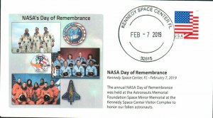 2019 NASA Astronauts Day Of Remembrance Kennedy Space Center 7 February