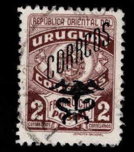 Uruguay Scott 547 used stamp