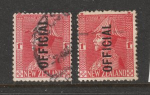 New Zealand a 1d Admiral Official with no stop after Official