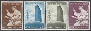 Vatican City #416-9  MNH F-VF (V1797L)