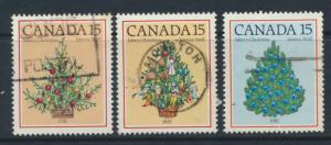 Canada  SG 1023  / 1025 Used