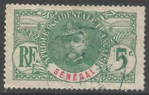 SENEGAL 60 VFU H821-4