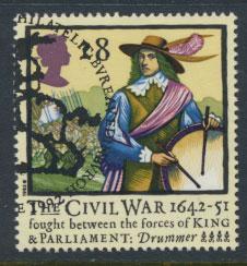 Great Britain SG 1621   Used  - Civel War