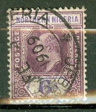 BX: Northern Nigeria 24 used CV $65