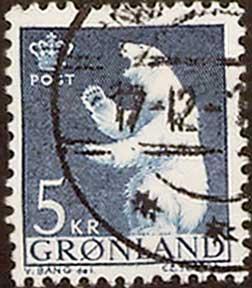 Greenland Scott 64 Used.