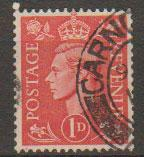 GB George VI  SG 486 Used