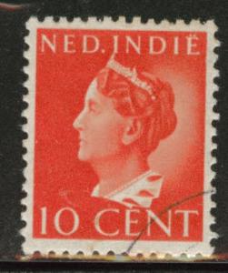 Netherlands Indies  Scott 231 MH*  from 1941