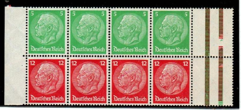 Germany Scott 406a Mint NH (Catalog Value $97.50)