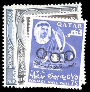 QATAR 37-41  Mint (ID # 92000)