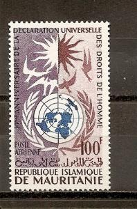 Mauritania C27 MLH
