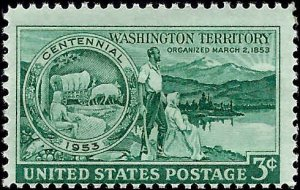 1019 Mint,OG,NH... SCV $0.25