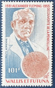 Wallis and Futuna Islands C103 MNH Penicillin (SCV $4.00)