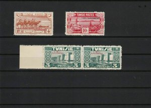 tunisia pour nos combattants mint never hinged collectors stamps ref r12226