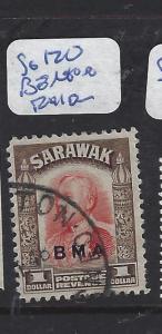 SARAWAK (P1209B)  BMA $1.00  SG 120  BENTONG   VFU