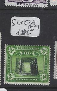 TONGA (P0605B)  3D  SG 47A   MOG