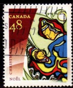 Canada - #1965 Christmas 2002 - Used