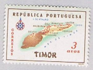 Timor Map one (AP122613)