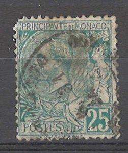 COLLECTION LOT # 3731 MONACO #20 1891 CV+$32.50