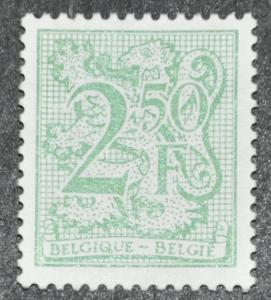 DYNAMITE Stamps: Belgium Scott #970A - USED