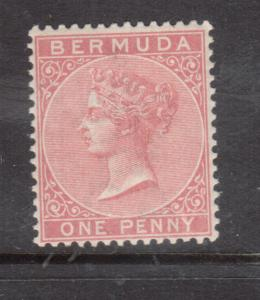 Bermuda #19a Mint Fine - Very Fine Full Original Gum Hinged