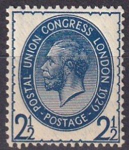 Great Britain #208 MNH CV $17.50  (Z7888)