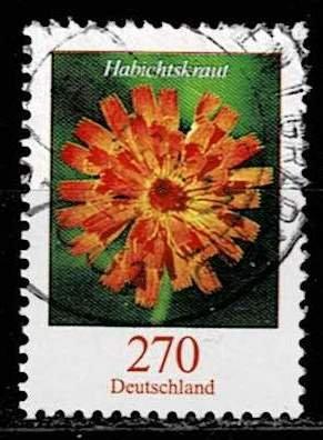 Germany 2019, Michel# 3475 used Flower; Hawkweed
