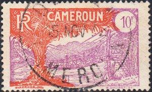 Cameroun #210 Used