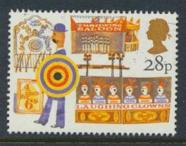 Great Britain SG 1229 - Used - British Fairs