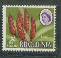 Rhodesia SG 383   mint very light hinge