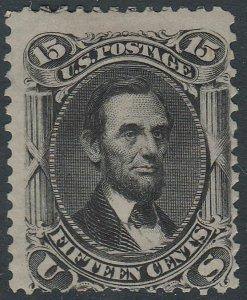U.S. 77 Mint F+ MH  1975 APS Cert. (42121)