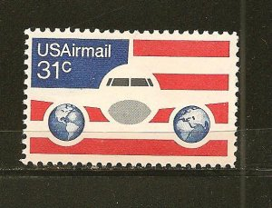USA C90 Airmail MNH