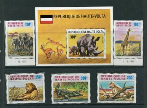 Burkina Faso #C141-146 Mint Never Hinged SET