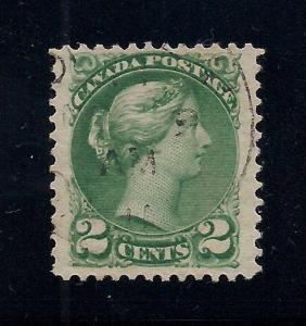 Canada #36 Green - Used