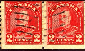 Canada #182 Used Pair