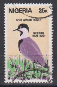 Nigeria #463 F-VF Used CV $2.50 (B3377)