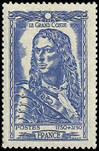 France - B182 - MNH - (Penciled Back) - SCV-1.50
