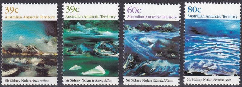 Australia  #L77-80  MNH CV $6.05 (A19788)