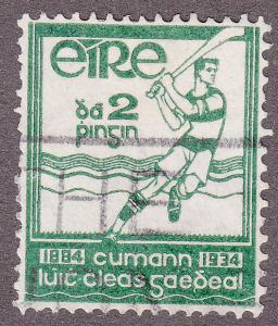 Ireland 90 USED 1934 Hurling