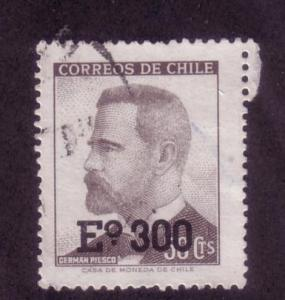 Chile Sc. # 450 Used