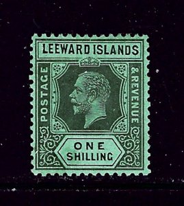 Leeward Is 76a MH 1932 issue