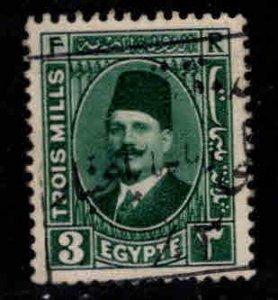 Egypt Scott 131 Used stamp